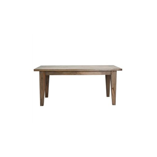 Kilmersdon Solid Mango Wood Timber 180cm Dining Table