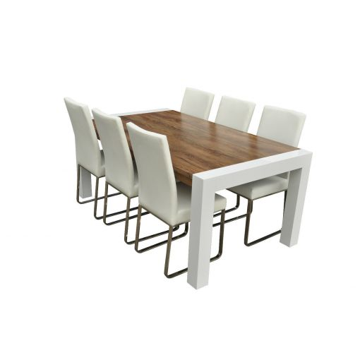 NEW IRENE 1.8M DINING TABLE
