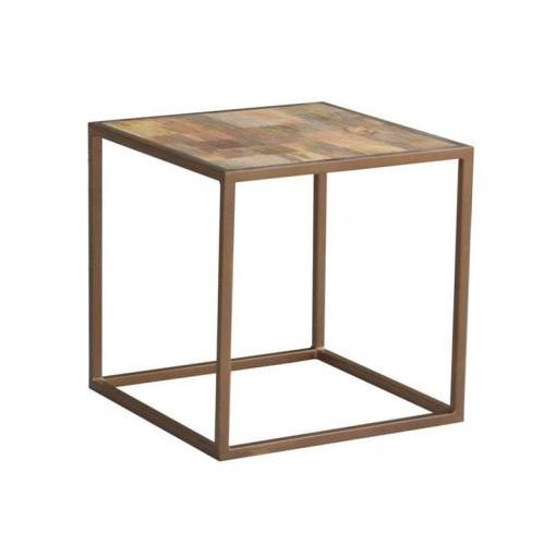 JAMES SIDE TABLE MOCCA