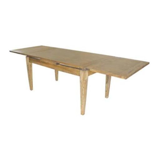 BARISTA EXT DINING TABLE 150-260 X90X78CM OAK