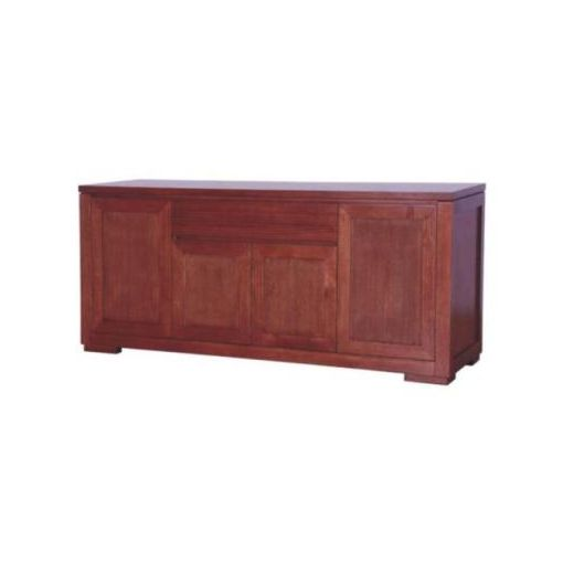 DAKOTA BUFFET 4 DOOR 176X45X77.5CM- T/OAK