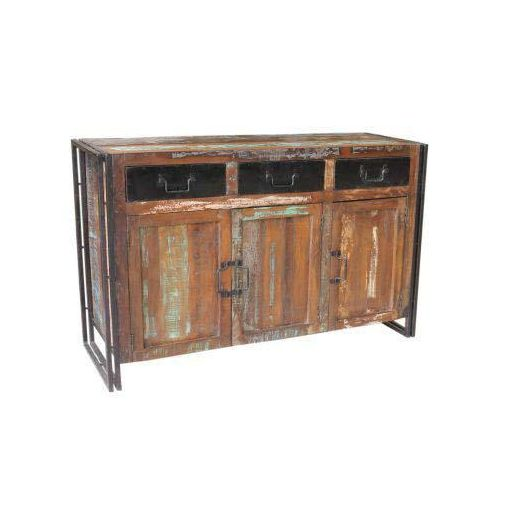 ELEMENT 3 DOORS, 3 DRAWERS SIDEBOARD 150