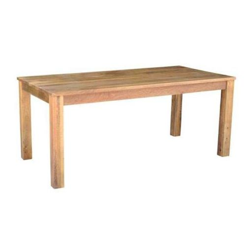 BRONTE DINING TABLE 180X90X78CM-AMERICAN OAK