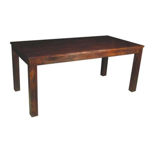 BRONTE DINING TABLE 180X90 CHOC