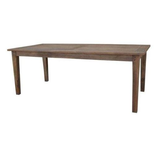 PARKES DINING TABLE 210X100X78-FRENCH GREY