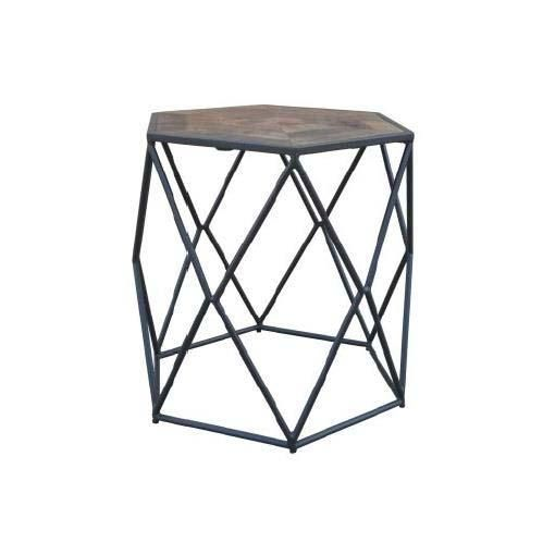 STEVEN SIDE TABLE57.5X50X55 CM