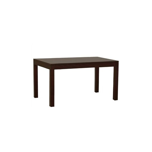 Amsterdam Solid Mahogany Timber 180cm Dining Table - Chocolate