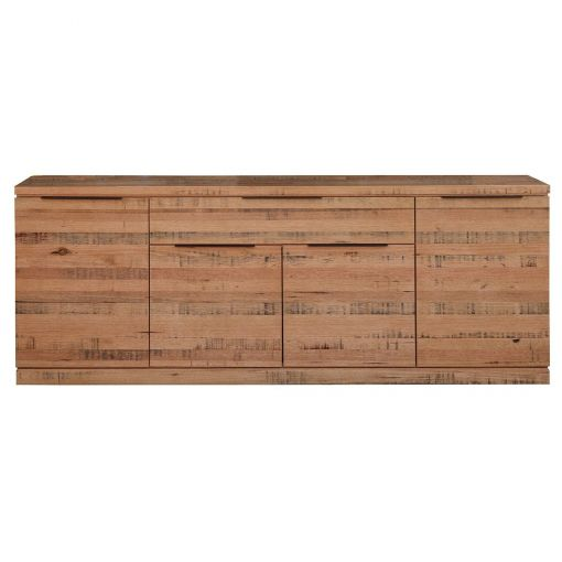 LA MOnt Victoria Ash Timber Buffet Table, 200cm