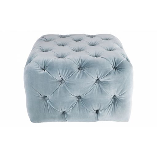 LEAH STOOL - DUCK EGG BLUE