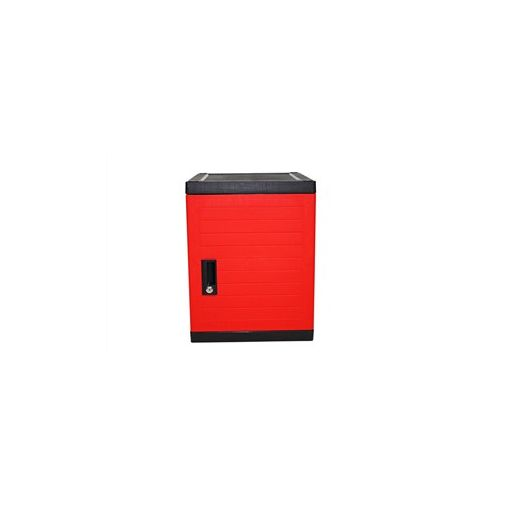 Optimus Cube With Lock in Red