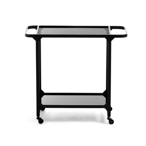 Duili metal auxiliary table