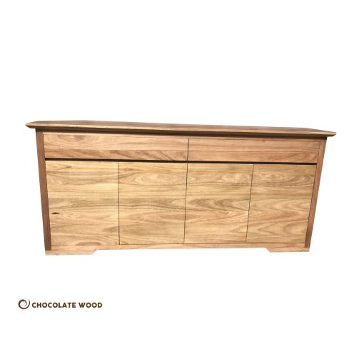 MADE TO ORDER  Australian Made Vic Ash Hardwood Sideboard