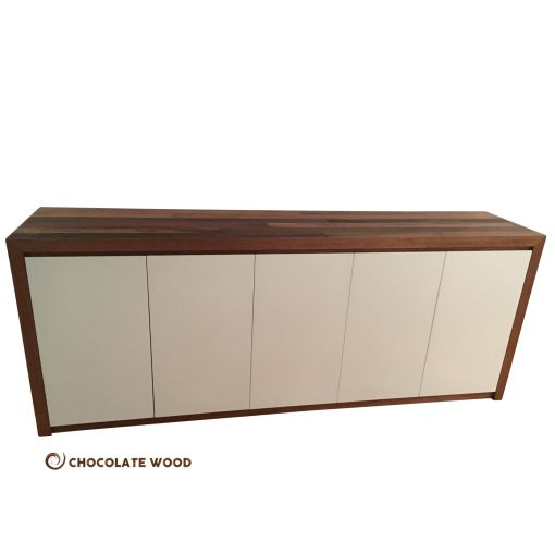 MADE TO ORDER  Rio Australian Made Recycled Hardwood Sideboard