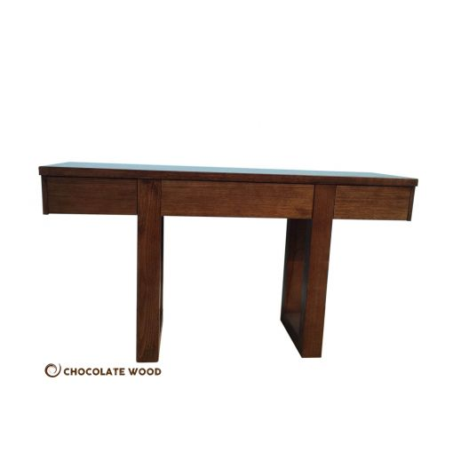 MADE TO ORDER  Dalila Australian Made Solid Tassie Oak Hall Console Table