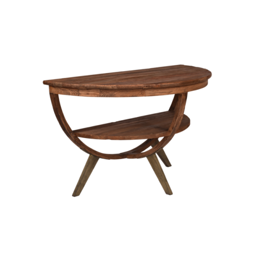 Demi-Cercle Wall Table