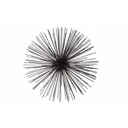 SPUTNIK WALL ART - MEDIUM BLACK