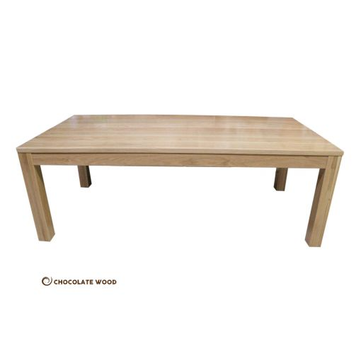 MADE TO ORDER  Sailors Australian made solid american oak dining table