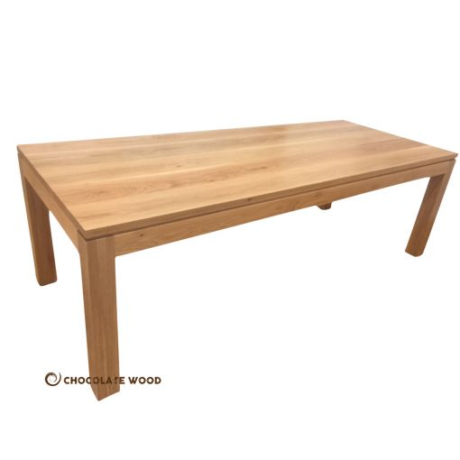 MADE TO ORDER  Athens Australian Made Solid American Oak Dining Table