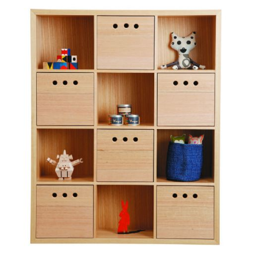 Billy Bookcase 12 cube
