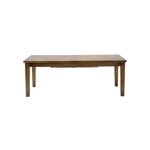 Milton House Double Extension Dining Table