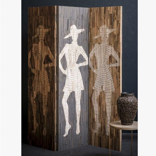 GIRLS TIMBER WALL DIVIDER