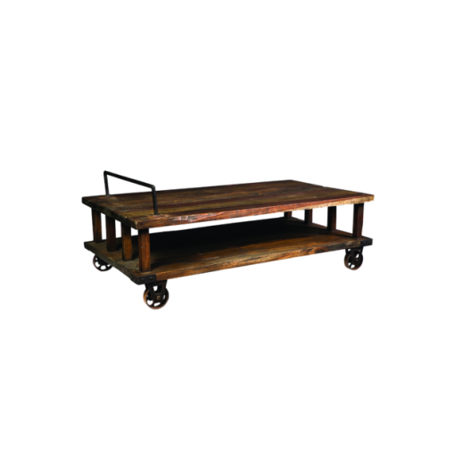 Porters Cart Coffee Table