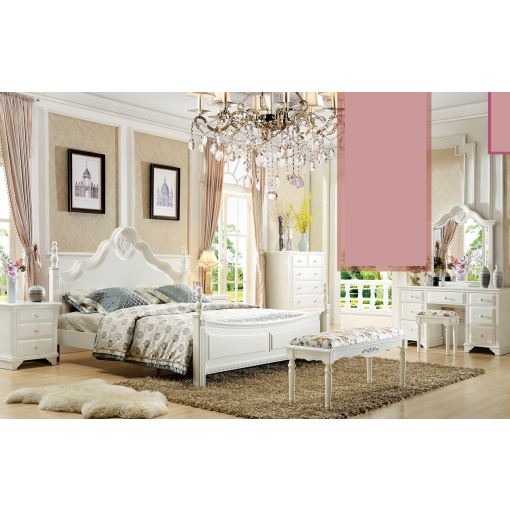 MARSEILLE BEDROOM SUITE WITH  KING BED