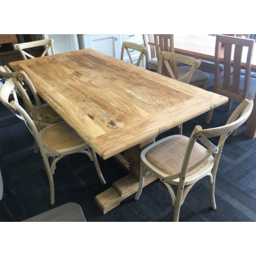 Hampton Recycled Elm Dining Suite