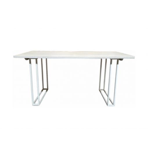 Balmoral Dining Table White
