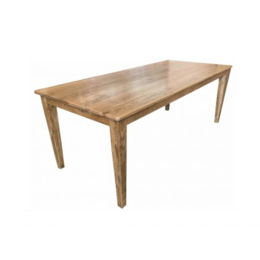 Corolla Natural Dining Table– 150 x 80 x 76cm