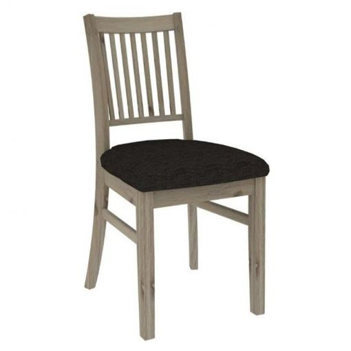 Araly Solid Acacia Timber Dining Chair