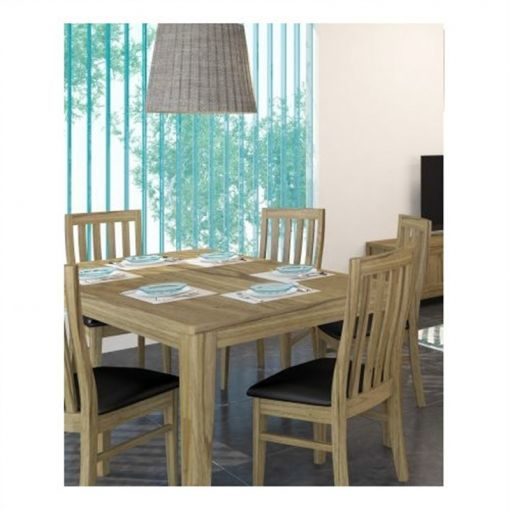Coso Solid Mountain Ash Timber 225cm Dining Table