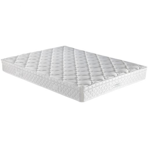 Night Magic Coil Continuous Spring Mattress with Pillow Top, Double