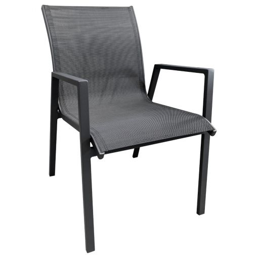 Icaras Aluminium Outdoor Dining Chair