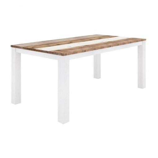 Lago Acacia Timber Dining Table, 200cm