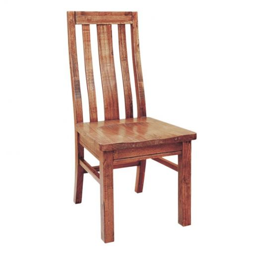 Coope Mountain Ash Timber Dining Chair, Timber Seat