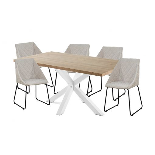 GREAT SALE IN MANLY  NATURAL TOP TABLE
