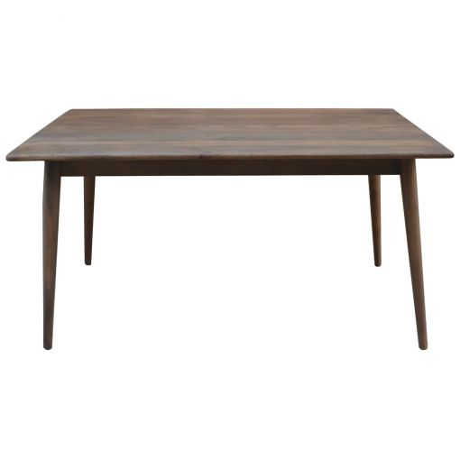Start Solid Mango Wood Timber 150cm Dining Table